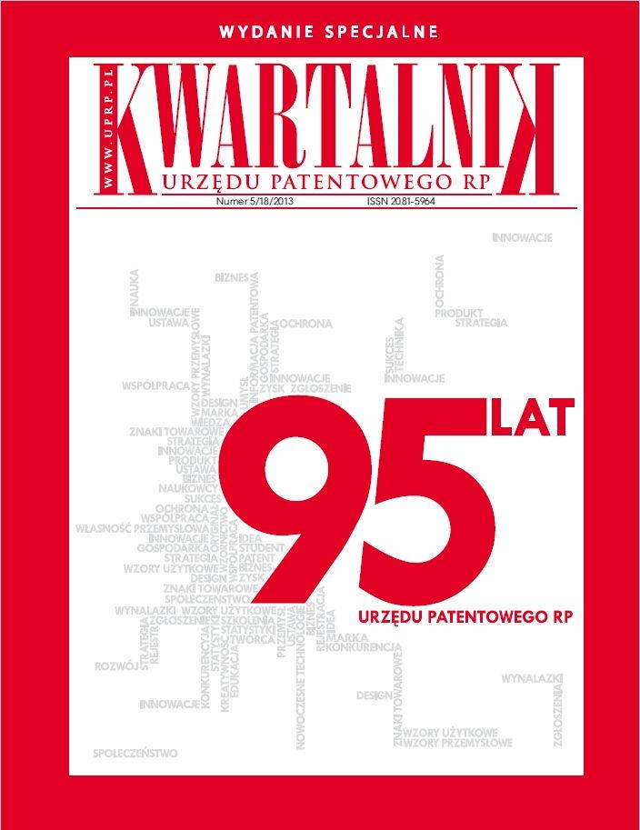Kwartalnik UPRP numer 5/2013