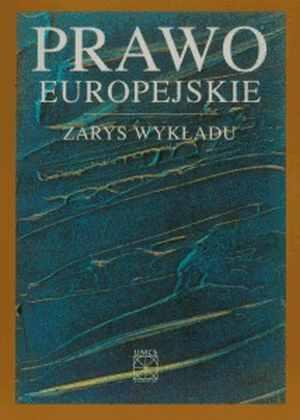 Prawo Europejskiej Zarys Wykładu