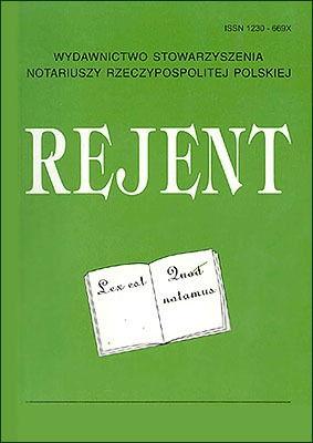 rejent-czasopismo