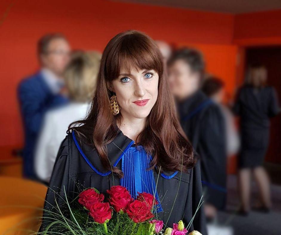 Zuzanna Słupicka poślubowaniu naradcę prawnego