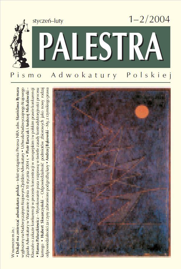 Palestra nr1-2/2004