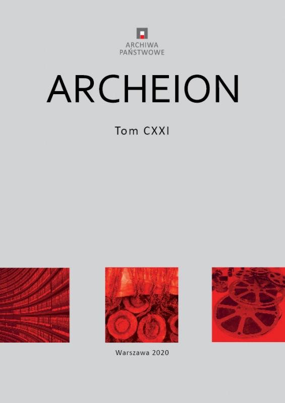 okładka_archeion_CXXI_121
